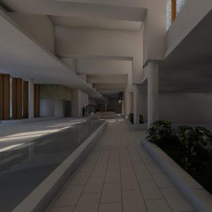 Nouclma proyectos en interiores Hotel Catalonia