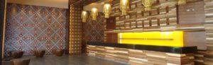 Nouclima Proyectos Reception de Hotel Barcelo Riviera Maya